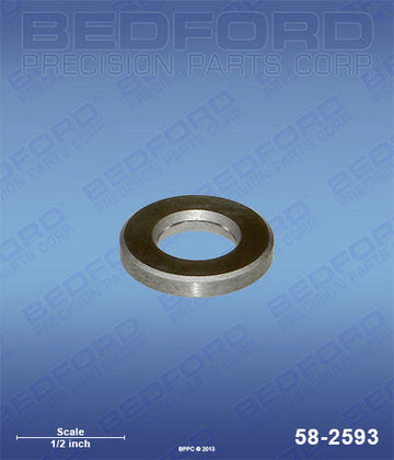 58-2593 Outlet Valve Seat
