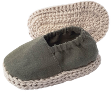 Soft Sole Infant Shoe | Olive
