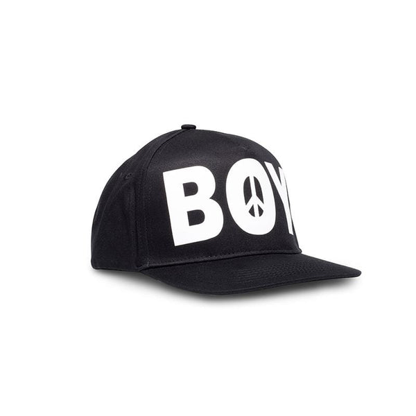 boy-london-shop CAP one size / BLACK BBSG PEACE CAP BLACK