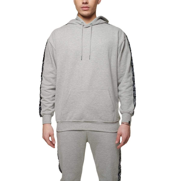 boy-london-shop HOODIES BOY HAZE TAPE HOOD GREY