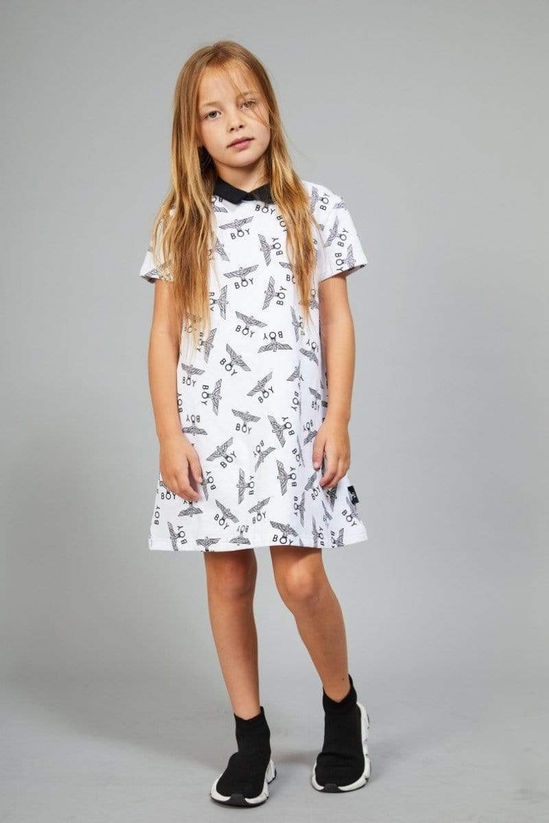 boy-london-shop KIDSWEAR BOY KIDS SKATE DRESS
