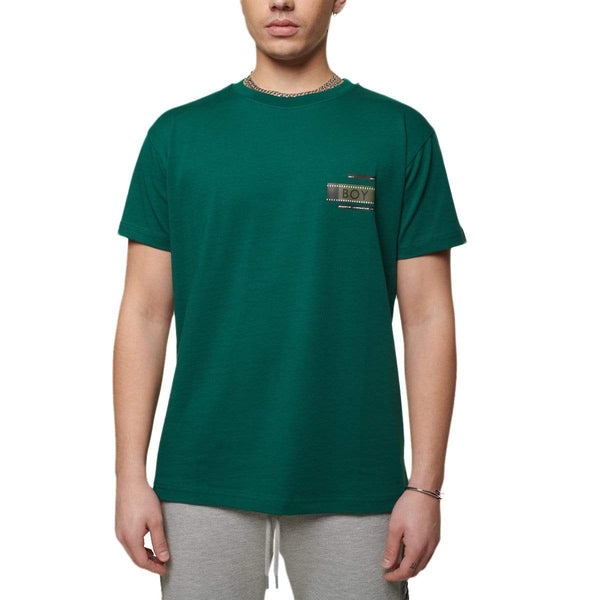boy-london-shop T-SHIRTS BOY FILM TEE FOREST GREEN