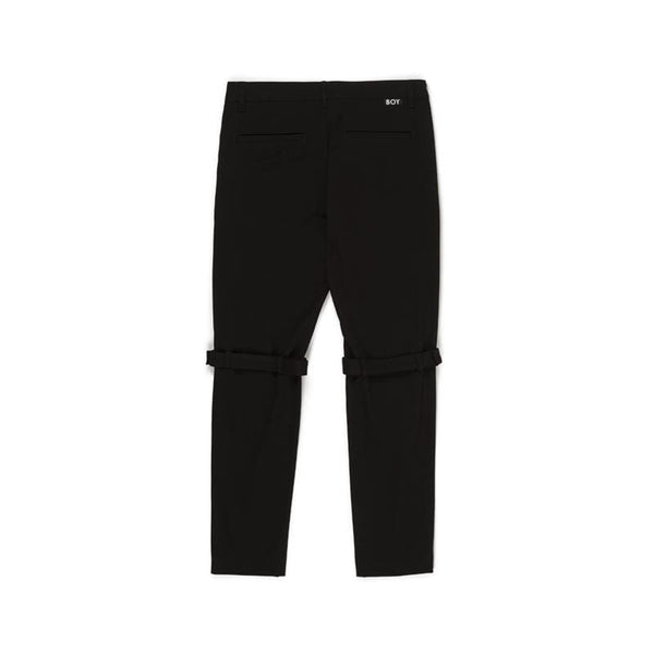 boy-london-shop TROUSERS BBSG RETRO TROUSER BLACK