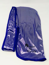 Load image into Gallery viewer, Rimix 8K Ultra Tuxedo Durag**Limited Edition - Purple/Purple Trim