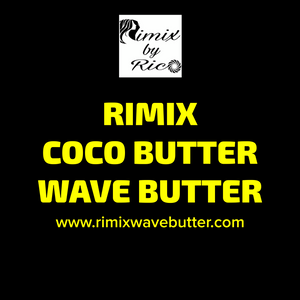 Rimix Coco Butter Wave Butter - Louisiana Sugar