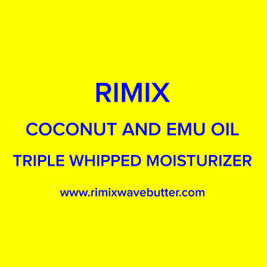 Rimix Coconut and Emu Oil Triple Whipped Moisturizer**Coconut Water and Pineapple**