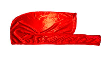 Load image into Gallery viewer, Rimix *PATENT PENDING* Silky Durag **Limited Edition - Red/Red Trim