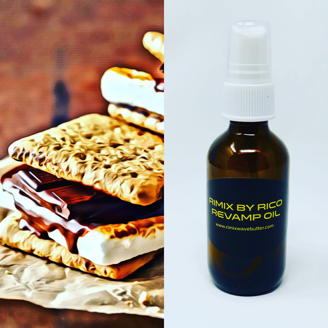Rimix Revamp Oil **Toasted S'mores**
