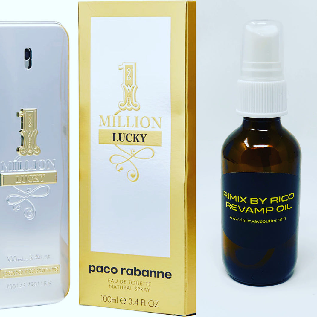 Rimix Revamp Oil **One Million Lucky**
