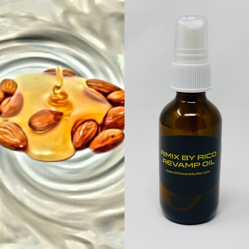 Rimix Revamp Oil **Milky,Honey, and Almond**