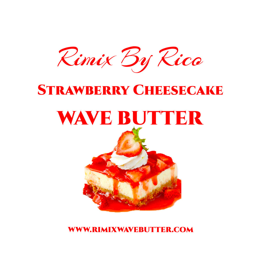 Rimix Strawberry Cheesecake Wave Butter