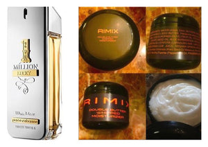 Rimix Double Butter Whipped Moisturizer - Inspired by One Million Lucky {Paco} w/ Rimix Rigain Hair Thickening Formula