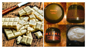 Rimix Double Butter Whipped Moisturizer - White Chocolate w/ Rimix Rigain Hair Thickening Formula