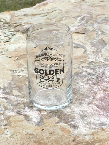 Golden 24 Pint Glass