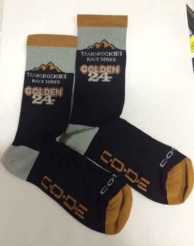 Golden 24 Socks