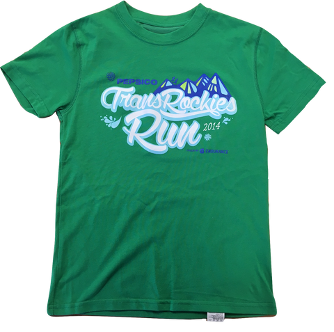 TransRockies Run Kids Shirt 2014