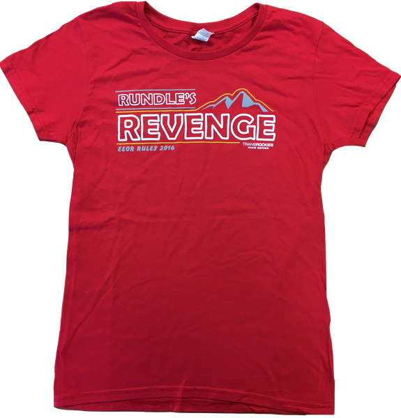 Rundle's Revenge 2016 Women's T-Shirt