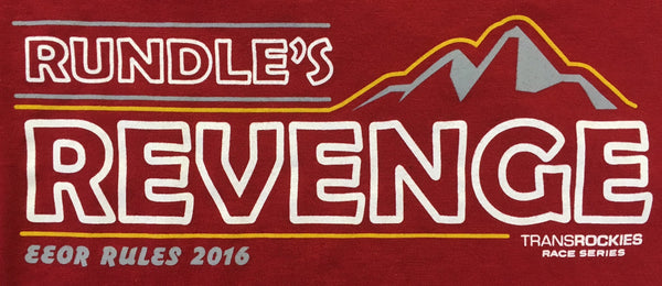 Rundle's Revenge 2016 Men's T-shirt
