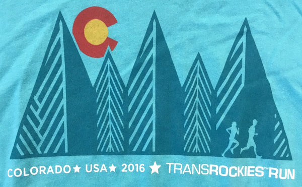 2016 TransRockies Run Short Sleeve T-Shirt - Women's
