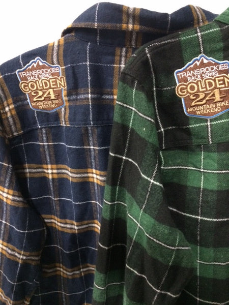 Golden 24 Flannel 2016
