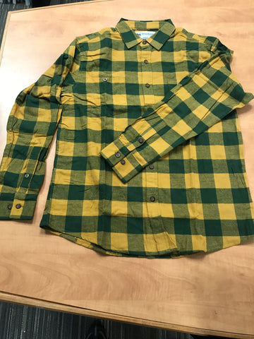 Golden 24 Flannel 2017