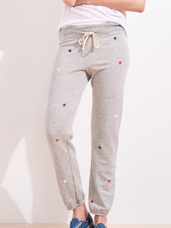 SUNDRY: ALL OVER STARS SWEATPANT