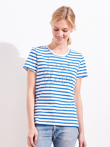 SUNDRY: MARITIME JUST LOVE SHORT SLEEVE