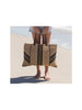 The Beach People Jute Bag / Stripe