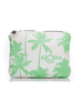 Aloha Collection: small Coco Palms, key lime print