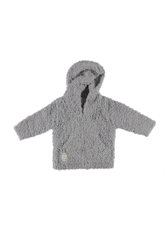 Barefoot Dreams Cozychic® Infant Hoodie / Dove