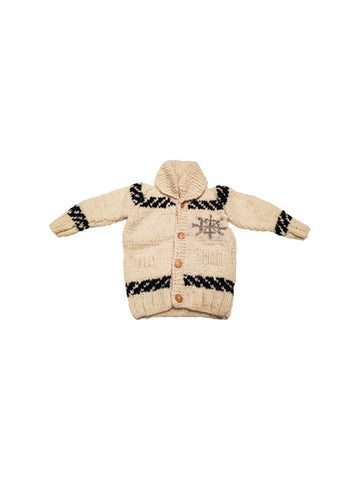Chibella Anchor Sweater / Ivory