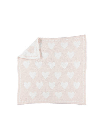 Barefoot Dreams Cozychic® Dream Receiving Blanket /Pink