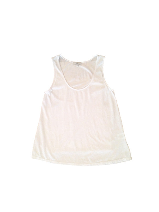 Libllis Flare tank top/Ivory
