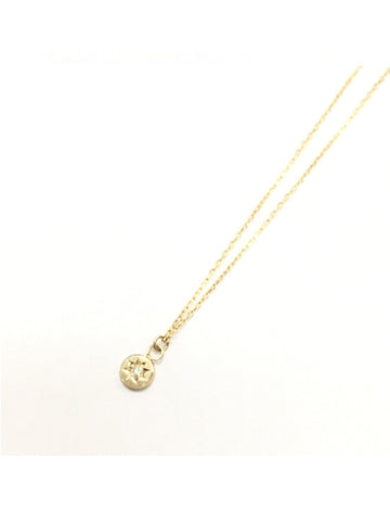 belleza by n 10k necklace diamond