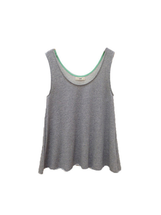 Libllis sweat tunic / grey