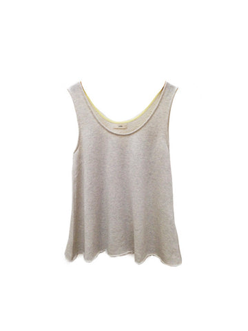 Libllis sweat tunic / ivory