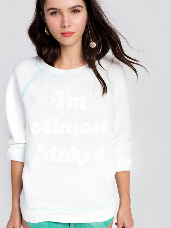 WILDFOX Almost Stoked Sommers Sweater
