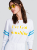 WILDFOX I've Got Sunshine Baggy Beach