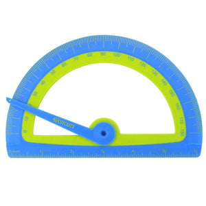 Microban Kids Soft Touch Protractor