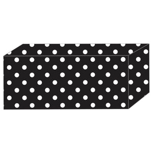 (6 Ea) Block Magnets Bw Dots Super Strong