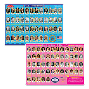 4 Pk Us Education Learning Mats Smart Poly