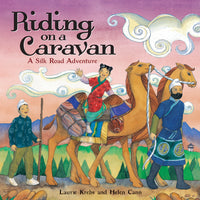 (3 Ea) Riding On A Caravan A Silk Road Adv