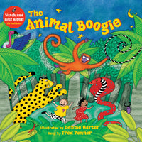 (3 Ea) The Animal Boogie