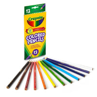 Crayola Colored Pencils 12 Color