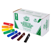 Crayola Classpk Tripod Grip Markers My First