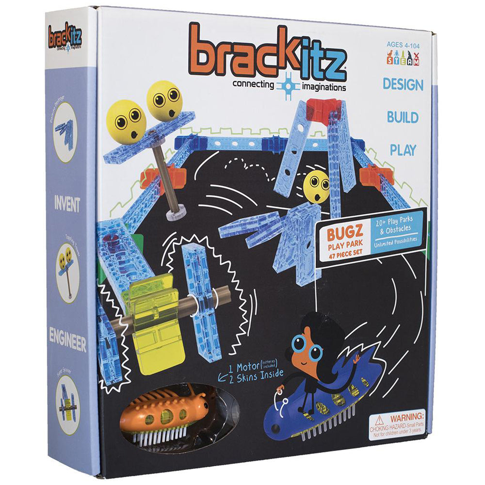 Brackitz Bugz 47 Piece Set