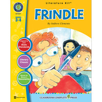 (3 Ea) Frindle Literature Kit