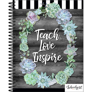 (2 Ea) Simply Stylish Teacher Plan Book
