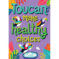 Toucan Make Healthy Choices Poster One World