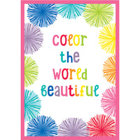 Color The World Beautiful Chart Hello Sunshine